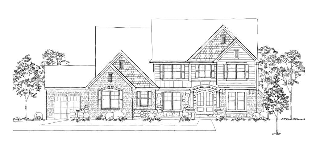 Lake Forest Floor Plan